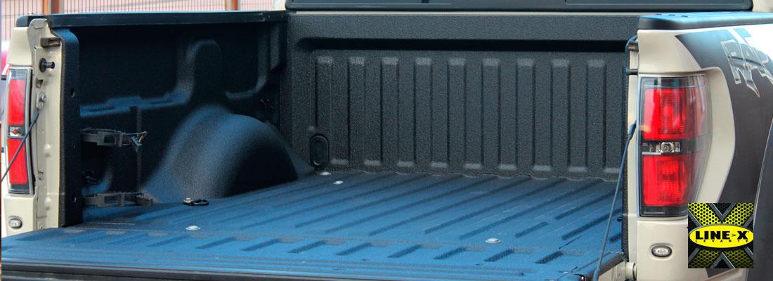 recubrimiento de protección en Ford F-150