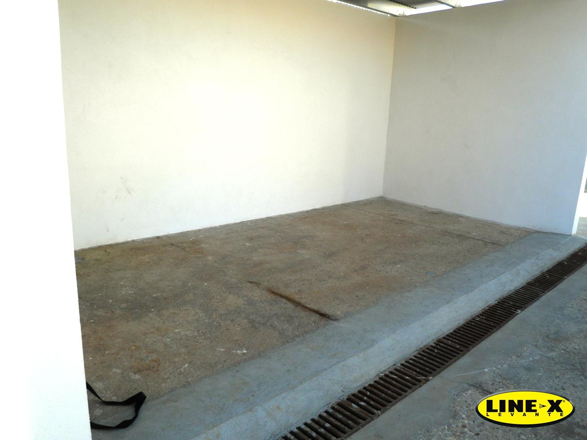 Recubrimiento Suelo Industrial Con Line X Line X Levante ~ Como Limpiar Suelo Antideslizante