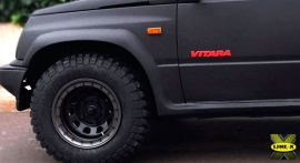 restauración Suzuki Vitara