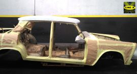 Restauración SEAT 1500