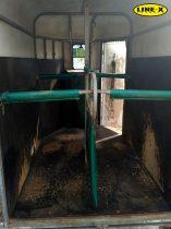 Reparación remolque caballos