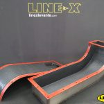 Recubrimientos industriales Line X