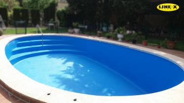 Reparación definitiva para piscinas